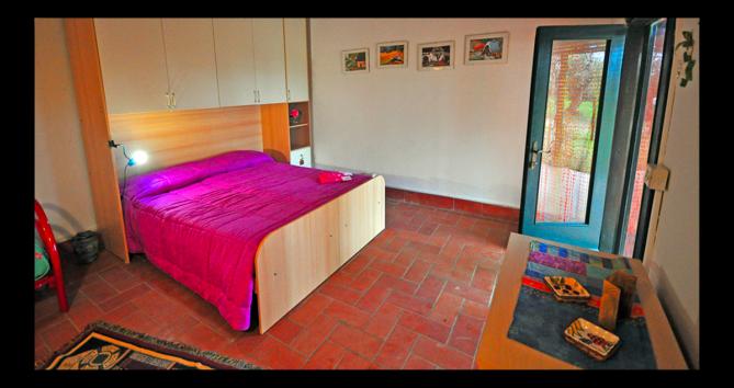 Agriturismo a Castagneto Carducci - Appartamento vacanze Azienda La Cesarina